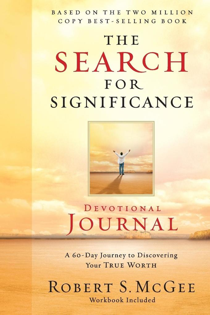 The Search for Significance Devotional Journal als Taschenbuch