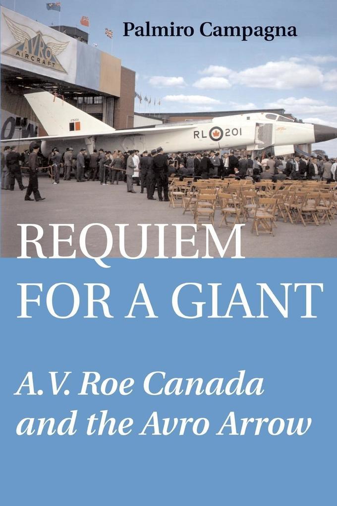 Requiem for a Giant als Taschenbuch