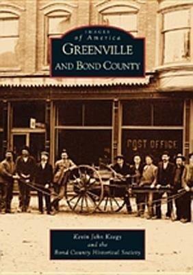 Greenville and Bond County als Taschenbuch