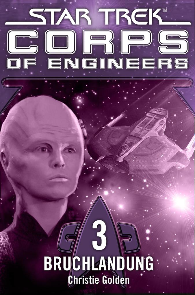 Star Trek - Corps of Engineers 03: Bruchlandung als eBook epub