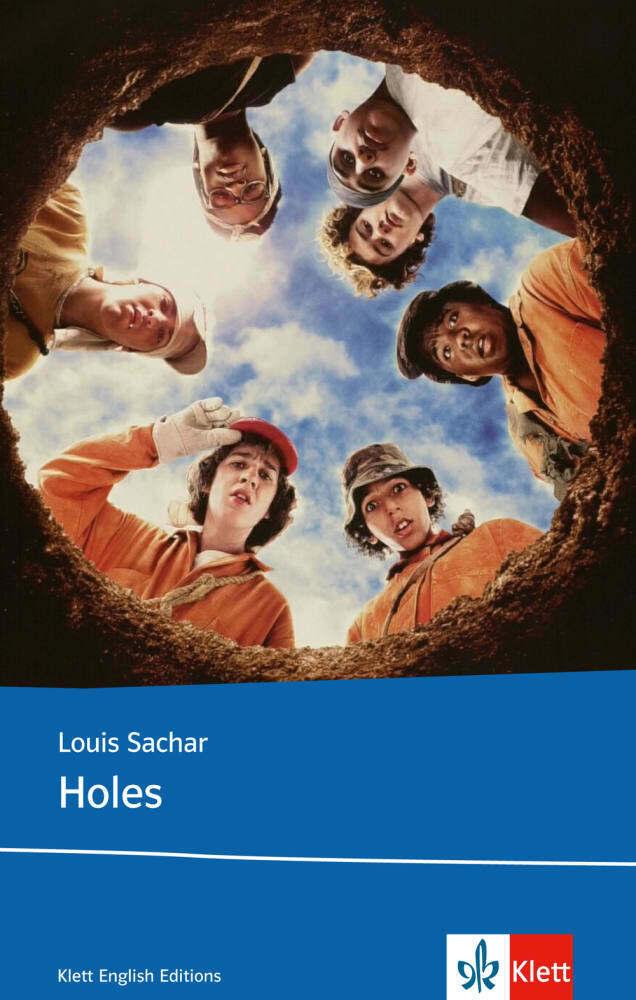 Holes als Buch (kartoniert)