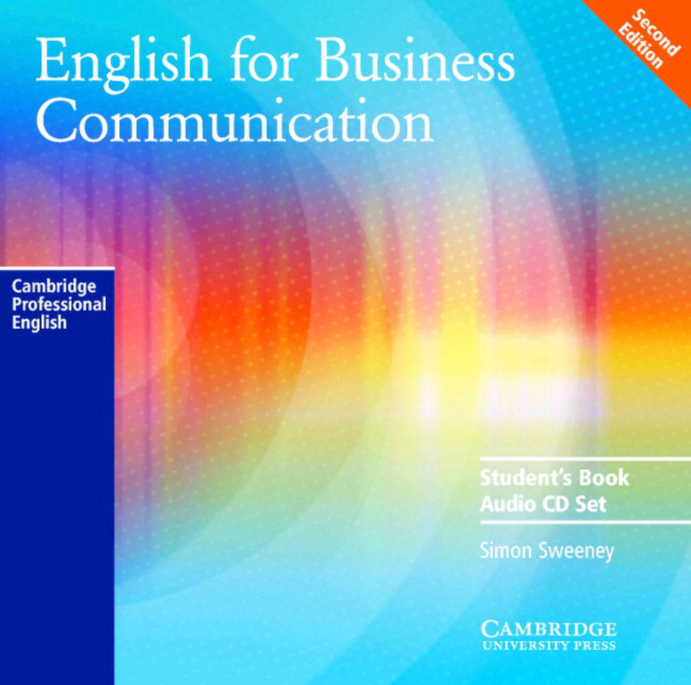 English for Business Communication. 2 CD als CD