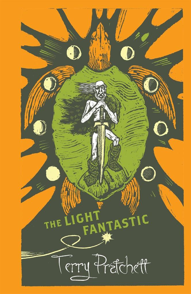 The Light Fantastic als Buch (gebunden)