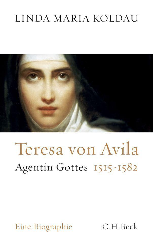 Teresa von Avila als Buch