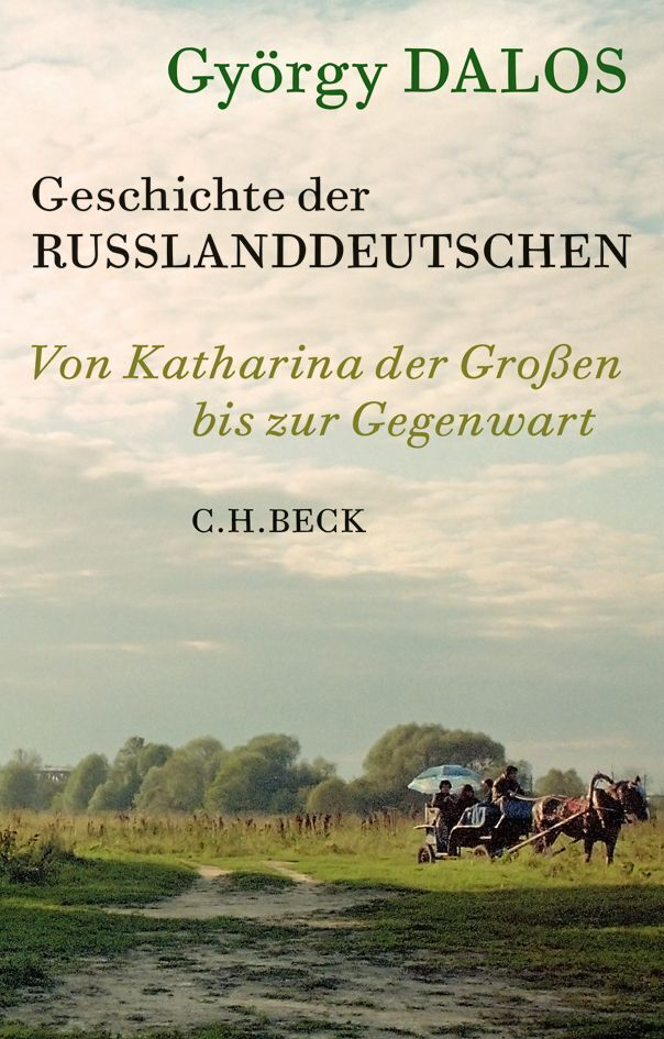Geschichte der Russlanddeutschen als Buch (gebunden)