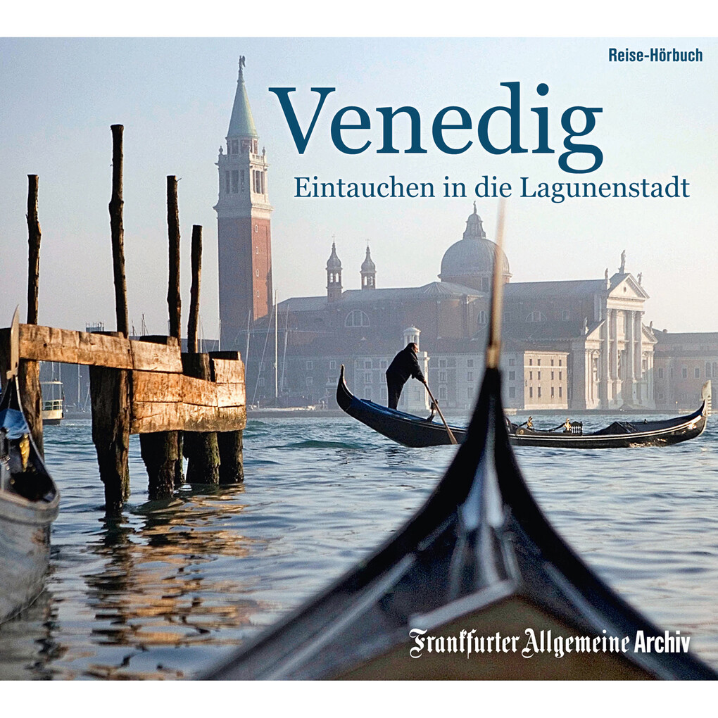 Venedig als Hörbuch Download