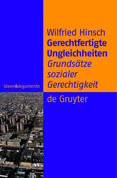 Gerechtfertigte Ungleichheiten als Buch (gebunden)