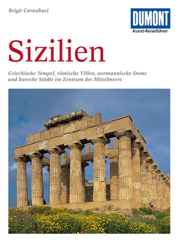 DuMont Kunst-Reiseführer Sizilien als Buch (kartoniert)