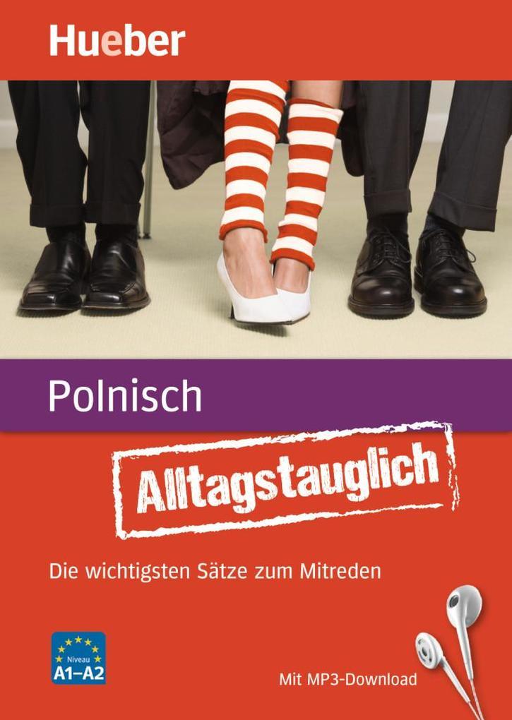 Alltagstauglich Polnisch als Buch (kartoniert)