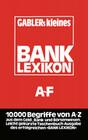 Gablers Kleines Bank Lexikon