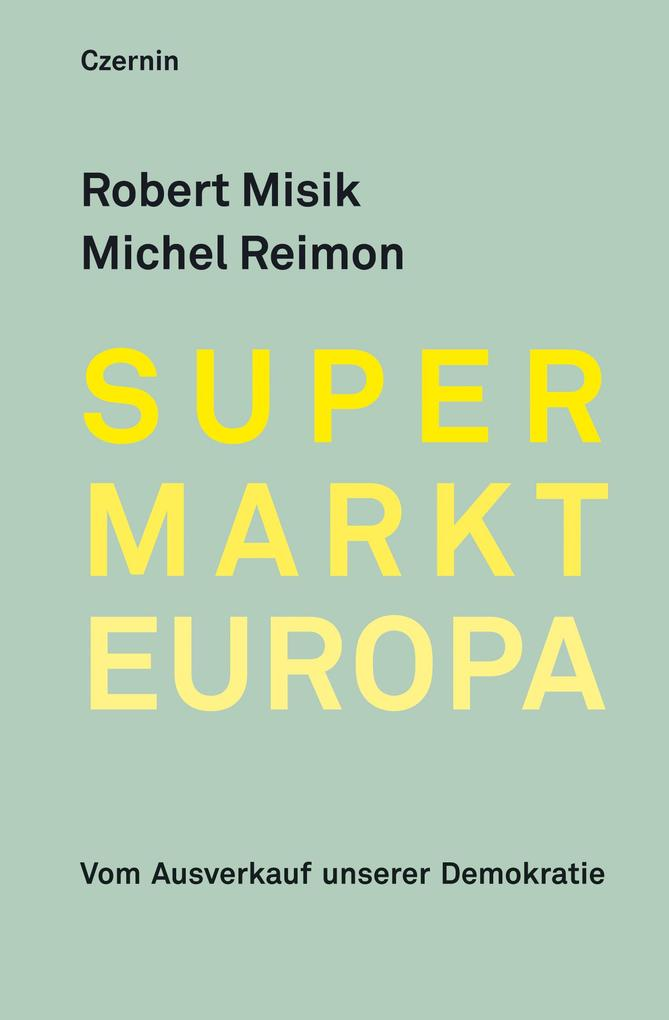 Supermarkt Europa als eBook epub