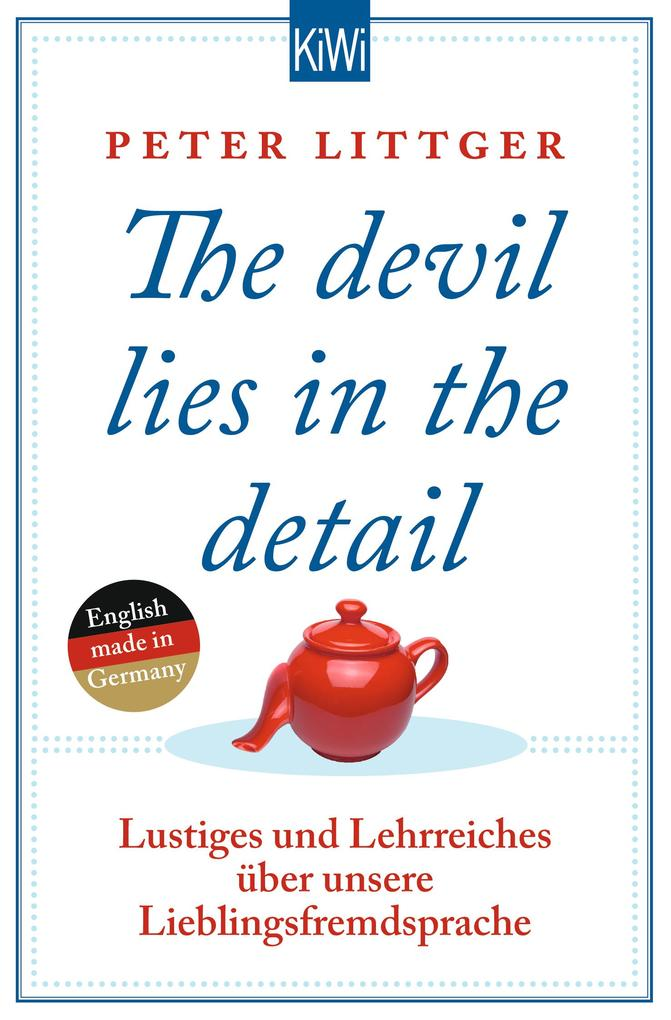 The devil lies in the detail als Taschenbuch