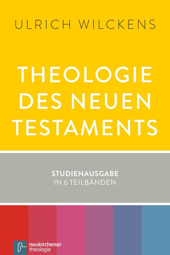 Theologie des Neuen Testaments als Buch (gebunden)