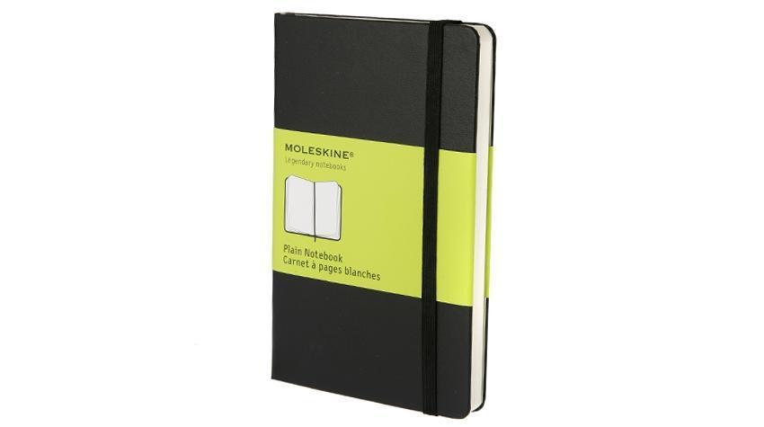 Moleskine. Plain Notebook als Sonstiger Artikel
