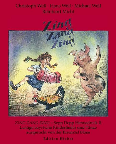 Zing, Zang, Zing als Buch (gebunden)