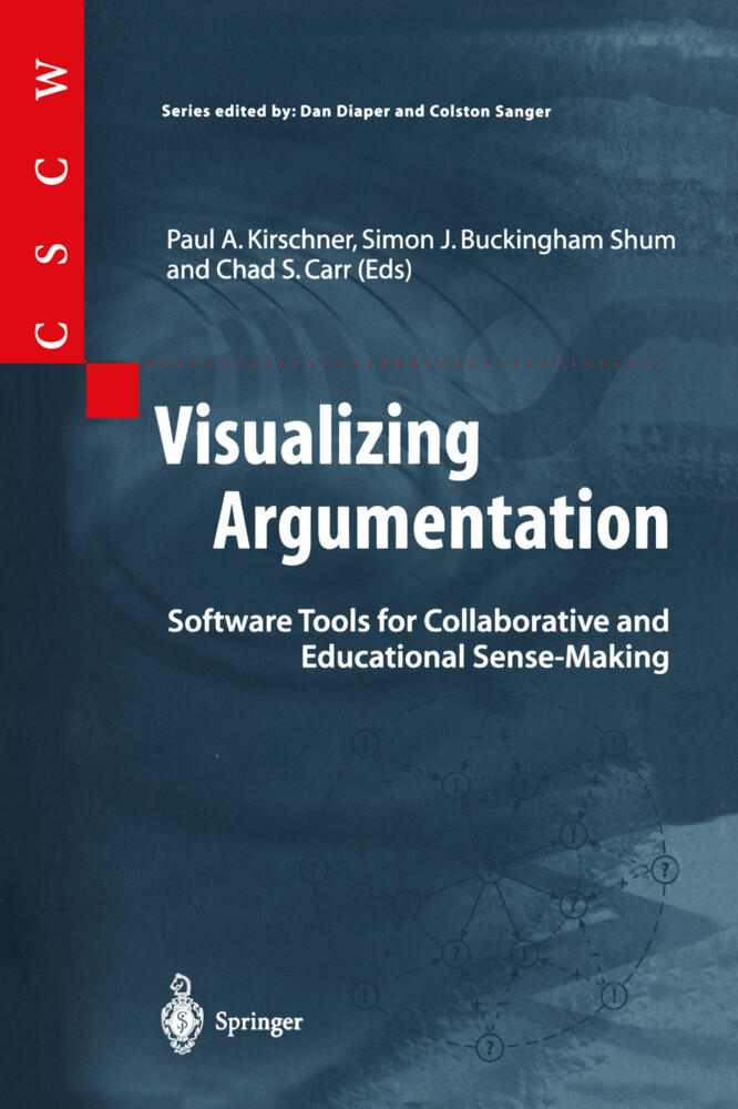 Visualizing Argumentation als Buch (kartoniert)