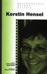 Kerstin Hensel als Buch (gebunden)