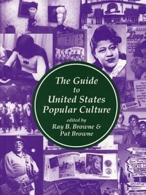 Guide to United States Popular Culture als Buch (gebunden)