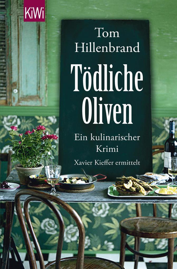 Tödliche Oliven als eBook epub