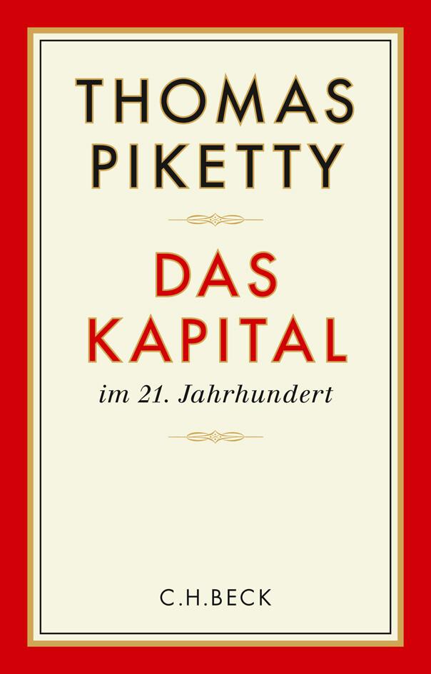 Das Kapital im 21. Jahrhundert als Buch (gebunden)
