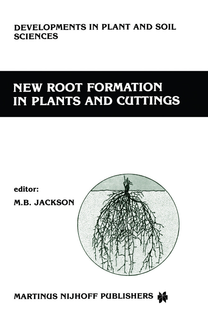 New Root Formation in Plants and Cuttings als Buch (gebunden)