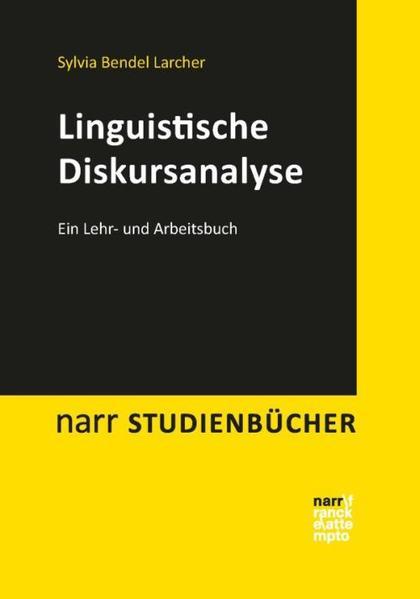 Linguistische Diskursanalyse als Buch (kartoniert)