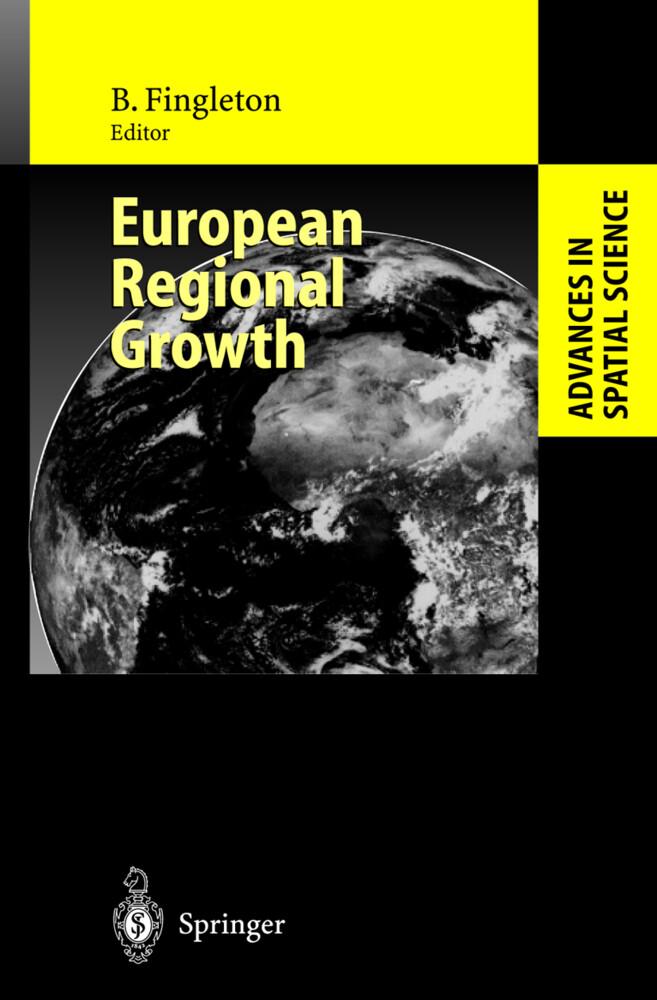 European Regional Growth als Buch (gebunden)