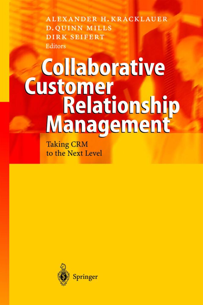 Collaborative Customer Relationship Management als Buch (gebunden)
