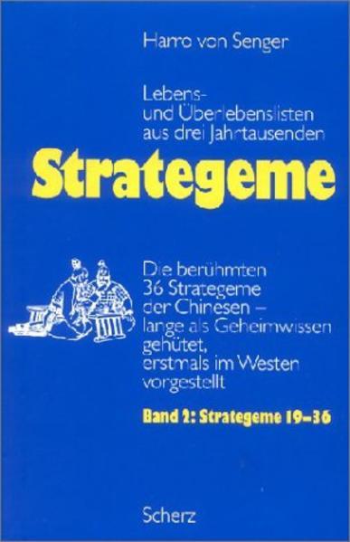 Strategeme 2. Strategeme 19 - 36 als Buch (gebunden)