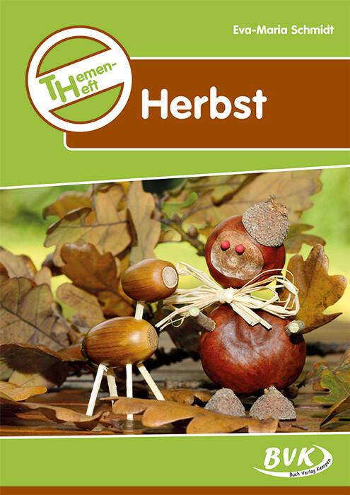 Themenheft Herbst als Buch (geheftet)