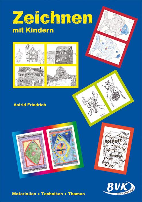 Zeichnen mit Kindern als Buch (kartoniert)