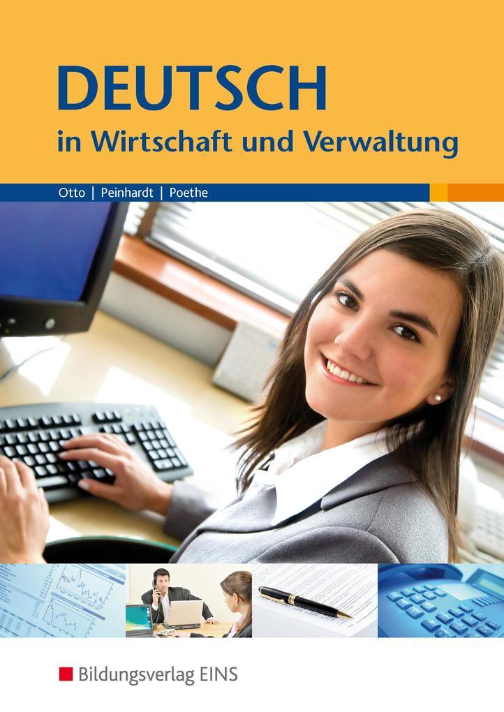 Deutsch in Wirtschaft und Verwaltung als Buch (kartoniert)