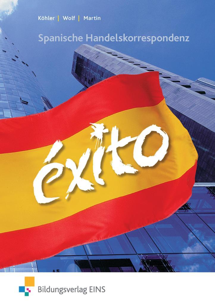 EXITO. Spanische Handelskorrespondenz als Buch (kartoniert)