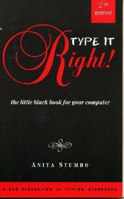 Type it Right! als Taschenbuch
