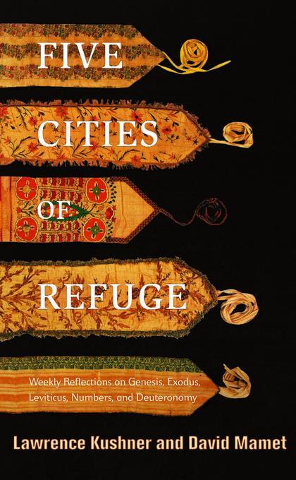 Five Cities of Refuge: Weekly Reflections on Genesis, Exodus, Leviticus, Numbers, and Deuteronomy als Buch (gebunden)