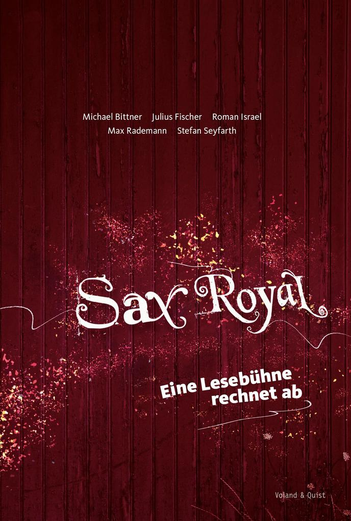 Sax Royal als eBook epub