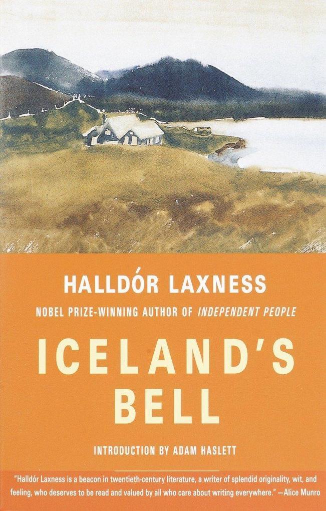 Iceland's Bell als Taschenbuch