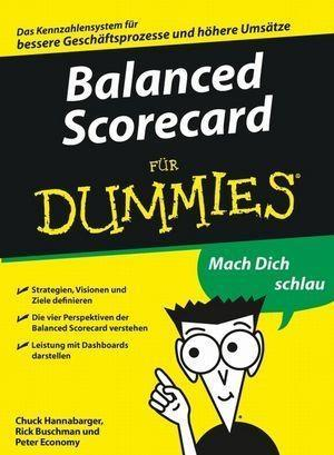 Balanced Scorecard für Dummies als eBook epub