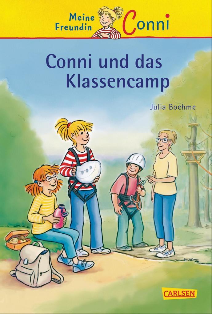 Conni-Erzählbände 24: Conni und das Klassencamp als eBook epub