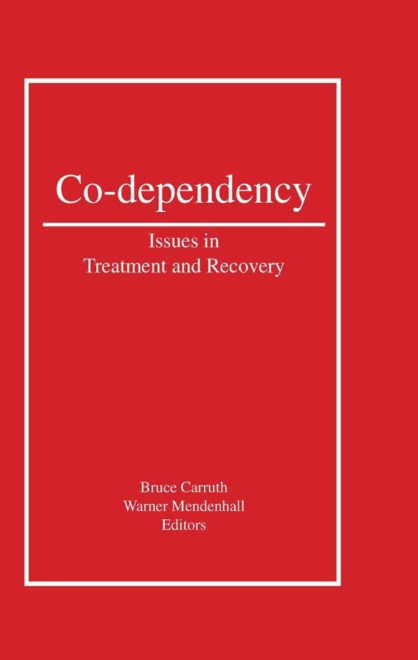Co-Dependency als eBook epub