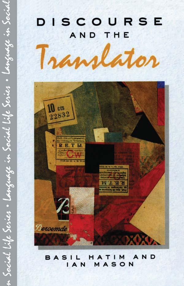 Discourse and the Translator als eBook pdf