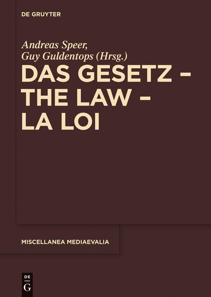 Das Gesetz - The Law - La Loi als eBook epub