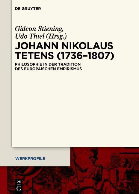 Johann Nikolaus Tetens (1736-1807) als eBook epub