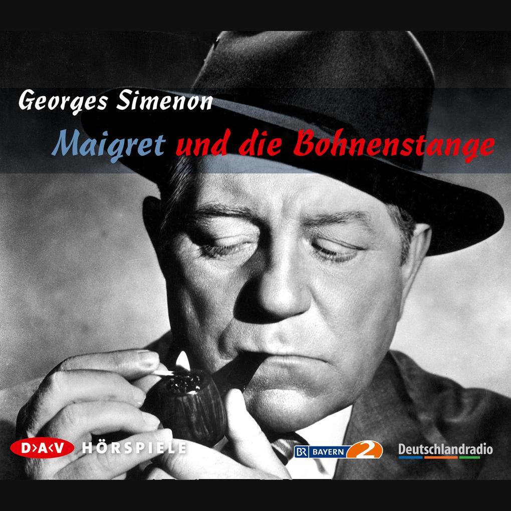 Maigret und die Bohnenstange als Hörbuch Download