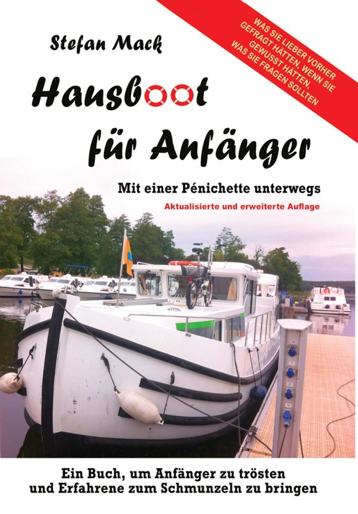 Hausboot für Anfänger als eBook epub