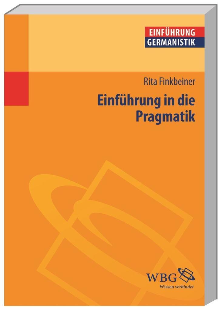 Einführung in die Pragmatik als Buch (kartoniert)