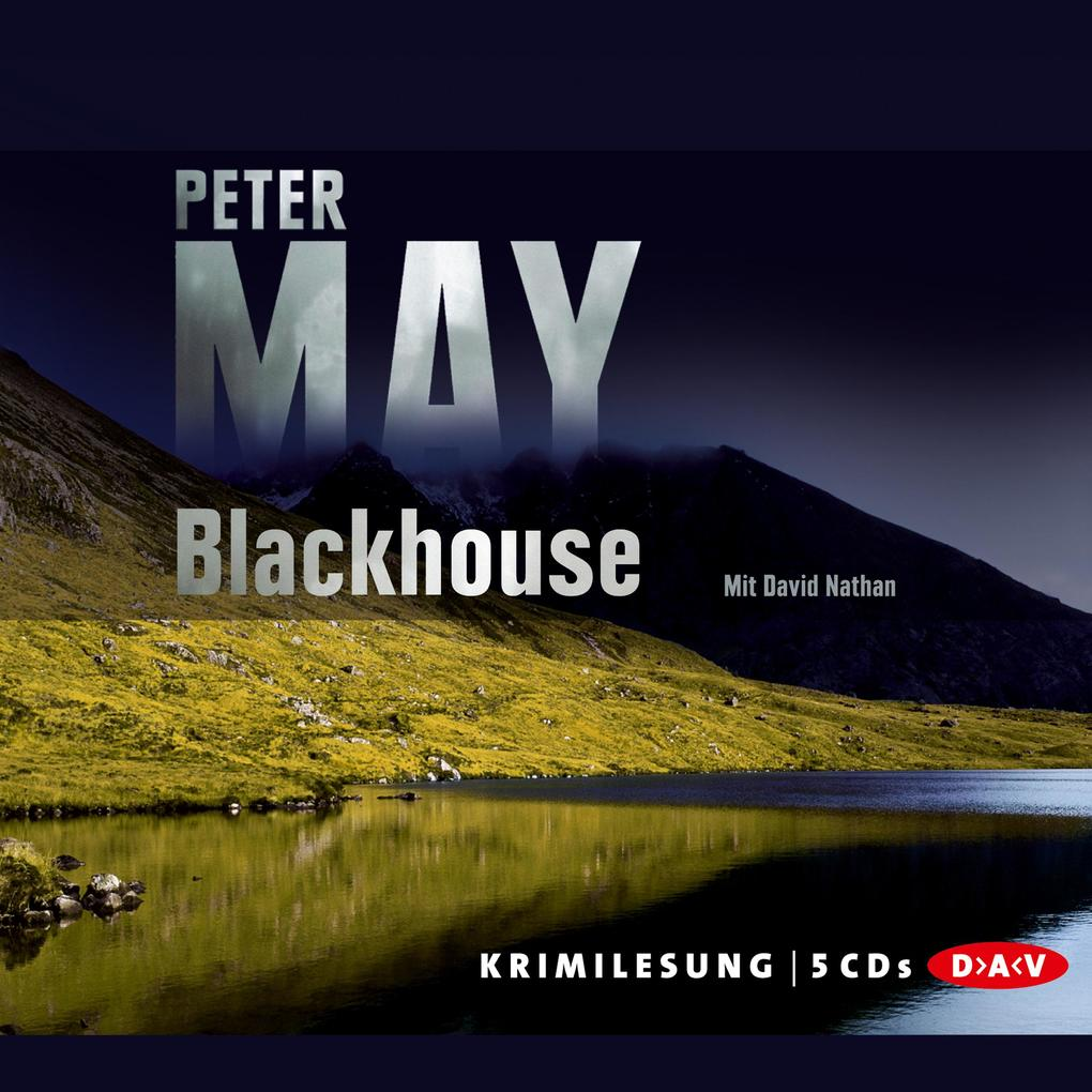 Blackhouse als Hörbuch Download