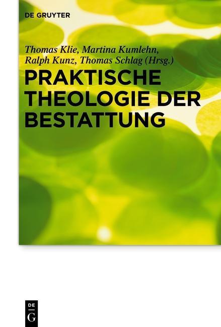 Praktische Theologie der Bestattung als eBook epub