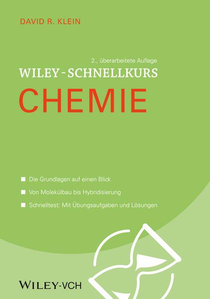 Wiley-Schnellkurs Chemie als Buch (kartoniert)