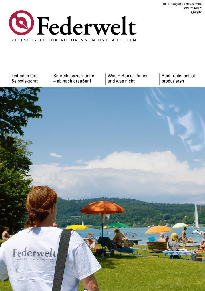 Federwelt 107, 04-2014 als eBook pdf